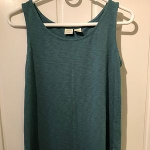 Lucy & Laurel Teal Tank